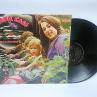 Mama Cass Dream A Little Dream Vinyl Record 1968 LP Album Country Folk Rock