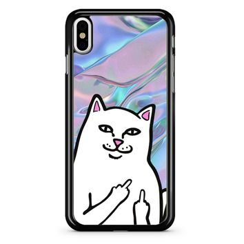 Ripndip Color iPhone X Case