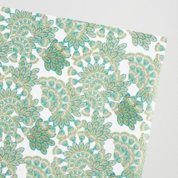 Jungle Peacock Wrapping Paper Roll
