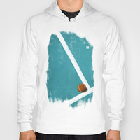 Tennis Hoody by Matt Irving