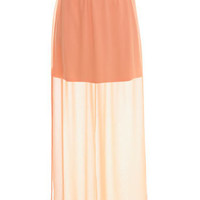 Split Side Maxi Skirt - Maxi Skirts - Shorts  Skirts  - Clothing - Miss Selfridge