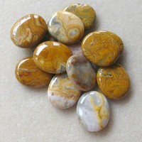 Crazy Lace Agate, Oval Pendant, Gemstone Pendant, Agate Gemstones, Craft Supplies, Jewelry Making Beads, Necklace Design, Bead Supplies