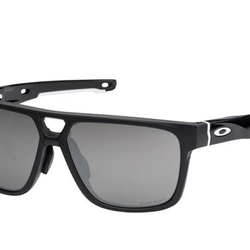 Oakley Crossrange Patch sunglasses Matte Black Prizm 9391-0260 Asian Cross