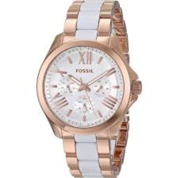 Fossil Cecile Ladies Quartz Watch AM4546
