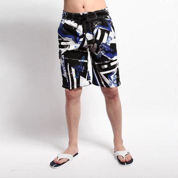 2017 New Big Boys Quick Dry Shorts Brand Kids Camo Beach Style Shorts for Boys Trench Adjustable Breathable Big Boy Shorts
