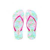 Pool Flip-Flop - Lobstah Roll - Lilly Pulitzer