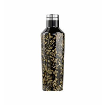 Rifle Paper Co + Corkcicle Everyday 16 oz Canteen - Queen Anne
