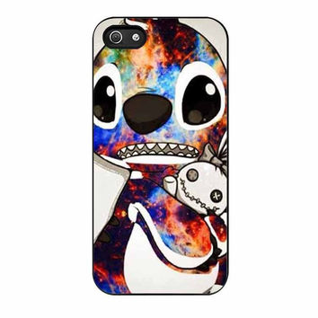 stitch disney galaxy cases for iphone se 5 5s 5c 4 4s 6 6s plus