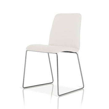 Nova White Chair