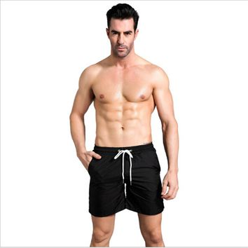 Summer Loose Beach Men's Board Shorts ball Reflective Fitness Bodybuilding clothing