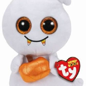TY Beanie Boos Scream the Ghost Medium