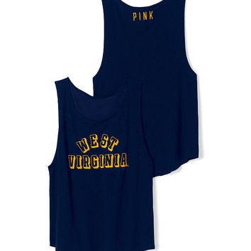 West Virginia University Boyfriend Tank