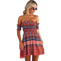 New arrive 2015 fashion women summer dress sexy casual Europe wrapped chest waist Beach Club fashion dresses = 1753798212