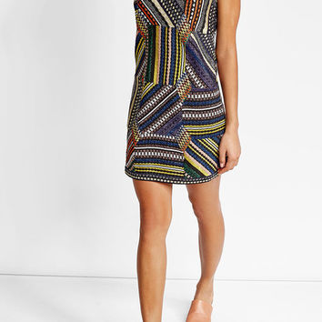 Knit Sleeveless Dress with Metallic Thread - Missoni | WOMEN | US STYLEBOP.COM
