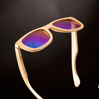 Maim Sunglasses-Retro Nature