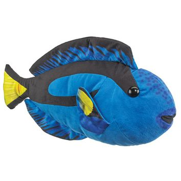 "20"" Blue Tang Fish Stuffed Animals Floppy Ocean Conservation Collection"