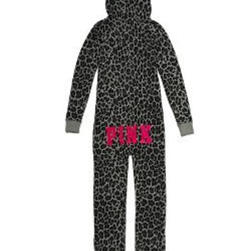 Fleece Long Jane - Victorias Secret PINK - Victoria's Secret
