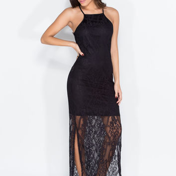 No Lace To Waste Maxi Dress
