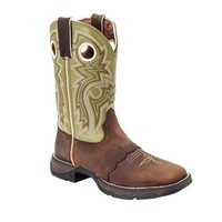 LADY REBEL BY DURANGO WOMEN'S MEADOW N' LACE SADDLE WESTERN BOOT