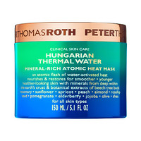 Hungarian Thermal Water Mineral-Rich Atomic Heat Mask - Peter Thomas Roth | Sephora