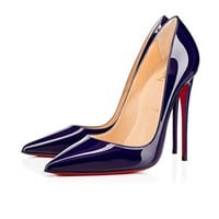 Christian_ Louboutin Womens Kate Pointed toe and Superfine Stiletto Heel