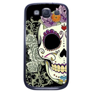 Sugar Skull Samsung Galaxy S3 Case
