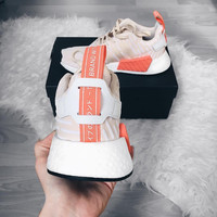 Adidas NMD R2 Boost Running Sport Casual Shoes Sneakers