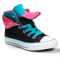 All Star Two-Fold High-Top Sneakers for Girls