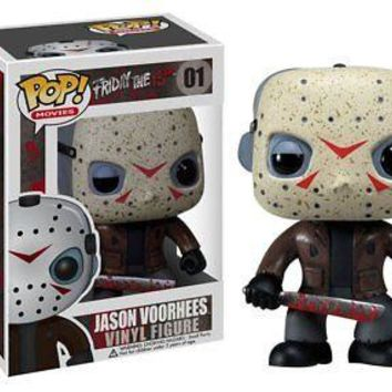 Funko Pop Movies: Friday the 13th - Jason Voorhees Vinyl Figure
