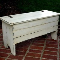 Chest, Coffee Table or Bench, You need one of these. | BuckCreekFurnishings - Furniture on ArtFire