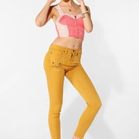 BDG DIY Cigarette High-Rise Jean