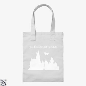 Harry Potter And The Princess Bride, Harry Potter Tote Bag