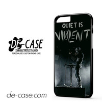 21 Pilots Quiet Is Violent DEAL-23 Apple Phonecase Cover For Iphone 6 / 6S