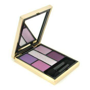 Yves Saint Laurent Ombres 5 Lumieres (5 Colour Harmony for Eyes) - No. 04 Lilac Sky Make Up