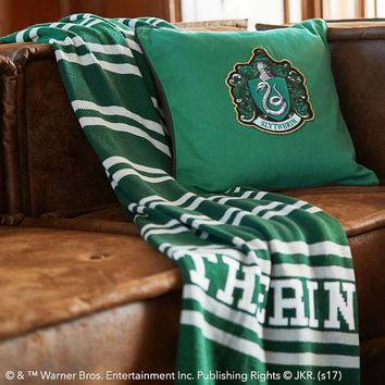HARRY POTTER™ Knit Throw, Slytherin