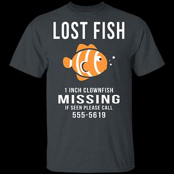 Finding Nemo Lost Fish T-Shirt
