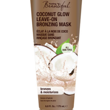 Coconut Glow Leave-On Bronzing Mask :: Freeman Beauty