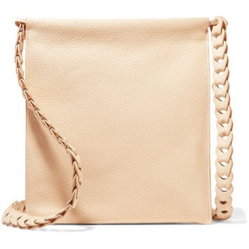 The Row - Medicine textured-leather shoulder bag