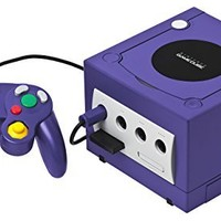 Gamecube Console Purple