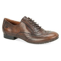 Born Bristol Dress Oxfords - Cognac
