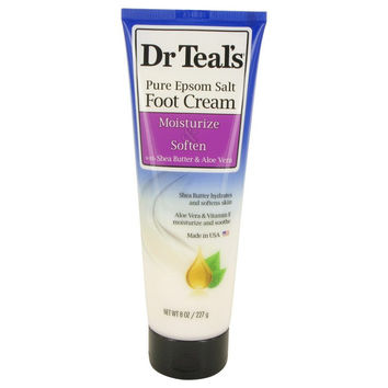 Dr Teal's Pure Epsom Salt Foot Cream by Dr Teal's