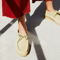 Free People Clarks Wallabee Moccasin