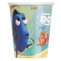 Finding Dory Party Cups [8 Cups - 9 oz ea]