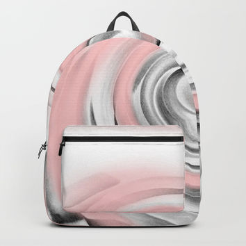 Circular love Backpacks by Zia