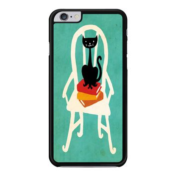 Still Life With Cat Sitting On Chair iPhone 6 Plus / 6S Plus Case