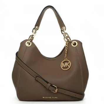 MICHAEL KORS Women Shopping Fashion Leather Satchel Shoulder Bag Crossbody G-LLBPFSH