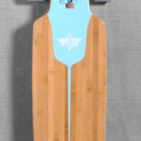 "DUSTERS 38"" CHANNEL LONGBOARD - BLUE/WHITE"