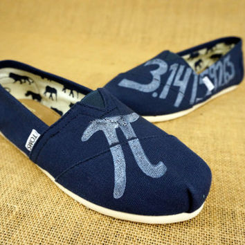 Pi TOMS Shoes