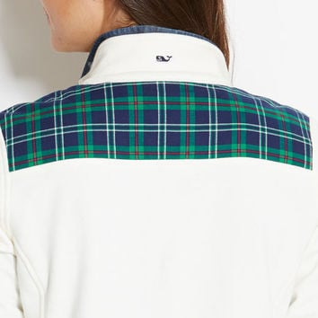 Yuletide Plaid Shep Shirt