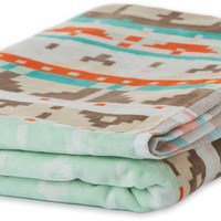 Woolrich Multi Natural Beach Towel